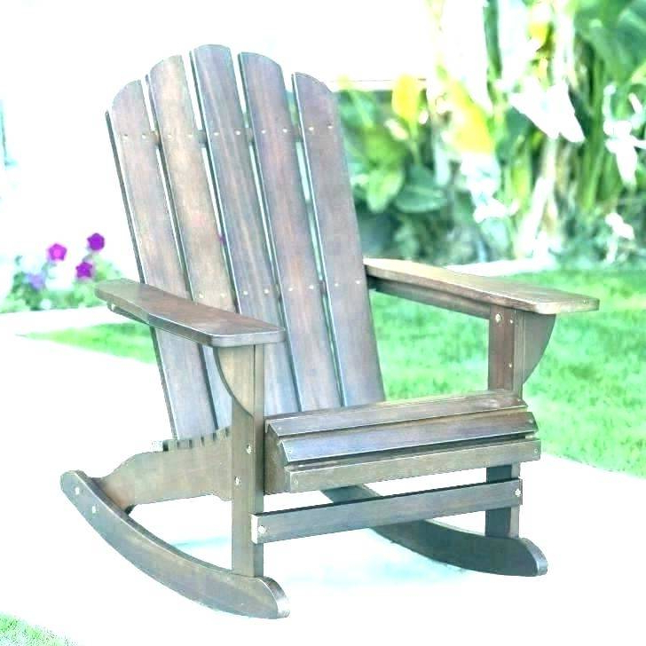 Rocking Benches With Cushions Inside Best And Newest Delightful Glider Rocker Outdoor Furniture Double (Gallery 8 of 20)