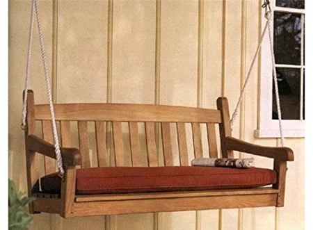 Teak Porch Swings With Regard To Well Liked Teak Porch Swing! Reviews And Information (View 15 of 20)