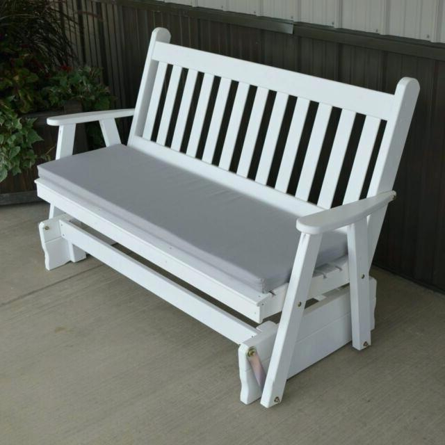Traditional Glider Benches Inside Well Known Porch Bench Glider – Detkam (View 10 of 20)
