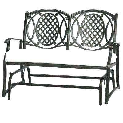 Trendy Outdoor Glider Bench Costco Patio Decorating Ideas For With Outdoor Patio Swing Glider Bench Chair S (View 17 of 20)