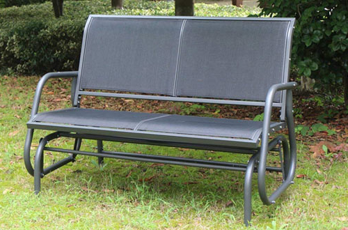 Twin Seat Glider Benches With Regard To Recent Top 10 Best Outdoor Glider Benches Reviews In (View 18 of 20)