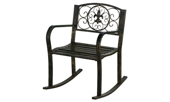 [%up To 50% Off On Rocking Chair Glider Patio Me | Groupon Intended For Well Liked Rocking Glider Benches|rocking Glider Benches Within Current Up To 50% Off On Rocking Chair Glider Patio Me | Groupon|2019 Rocking Glider Benches Throughout Up To 50% Off On Rocking Chair Glider Patio Me | Groupon|most Current Up To 50% Off On Rocking Chair Glider Patio Me | Groupon In Rocking Glider Benches%] (View 14 of 20)