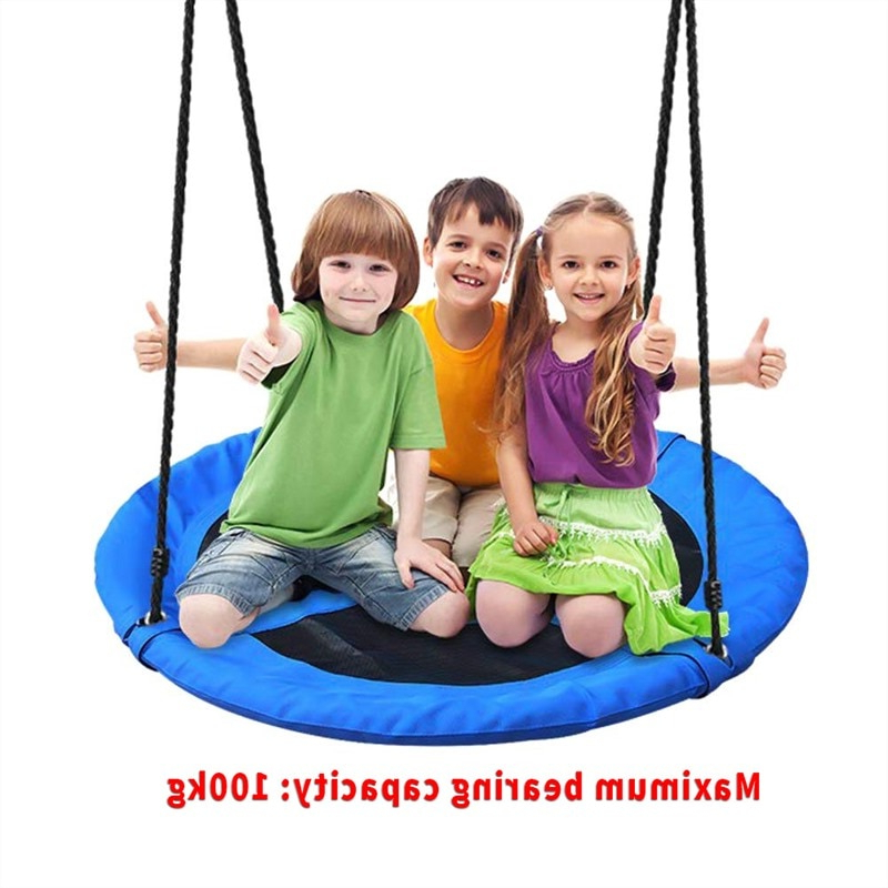 [%us $109.49 49% Off|outdoor Garden Seat Swing Giant Padded Fabric Crows Nest Rope Swing Kids Hanging Seat Toys Height Adjustable Ropes Swing Chair On Intended For Famous Nest Swings With Adjustable Ropes|nest Swings With Adjustable Ropes With Regard To Best And Newest Us $109.49 49% Off|outdoor Garden Seat Swing Giant Padded Fabric Crows Nest Rope Swing Kids Hanging Seat Toys Height Adjustable Ropes Swing Chair On|widely Used Nest Swings With Adjustable Ropes Intended For Us $109.49 49% Off|outdoor Garden Seat Swing Giant Padded Fabric Crows Nest Rope Swing Kids Hanging Seat Toys Height Adjustable Ropes Swing Chair On|2019 Us $ (View 9 of 20)