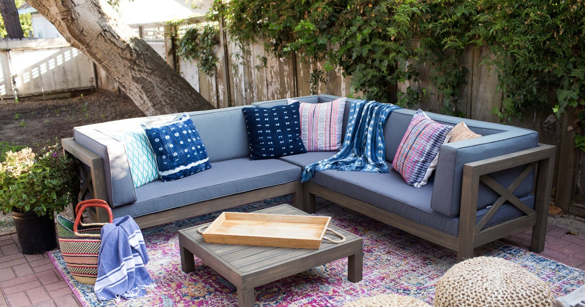 Well Known 10 Designer Patio Ideas To Copy Right Now (View 19 of 20)