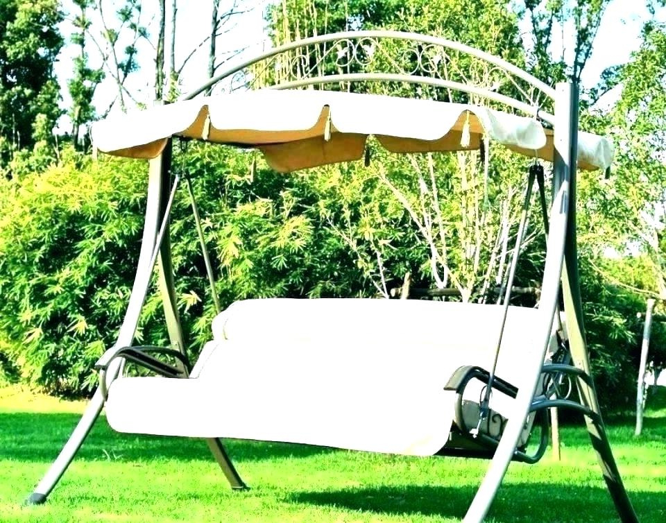 Well Known 3 Seat Patio Swing – Utahcorporateresponsibility Inside 3 Seat Pergola Swings (View 16 of 20)
