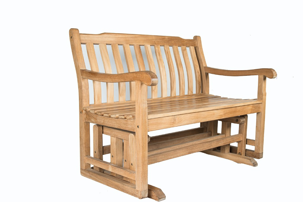 Well Known Classic Glider Benches Inside Shop For Dewata Classic Teak Wood C Class Glider Bench Light (View 11 of 20)