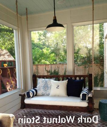 Well Known Nostalgic Classic Porch Swing (View 4 of 20)