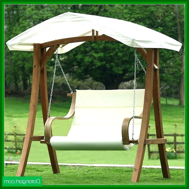 Well Known Patio Outdoor Swing Canopy Replacement Porch Backyard Sets With 3 Seat Pergola Swings (View 18 of 20)