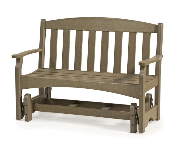 Well Known Skyline Gliding Bench – Breezesta With Cedar Colonial Style Glider Benches (View 19 of 20)