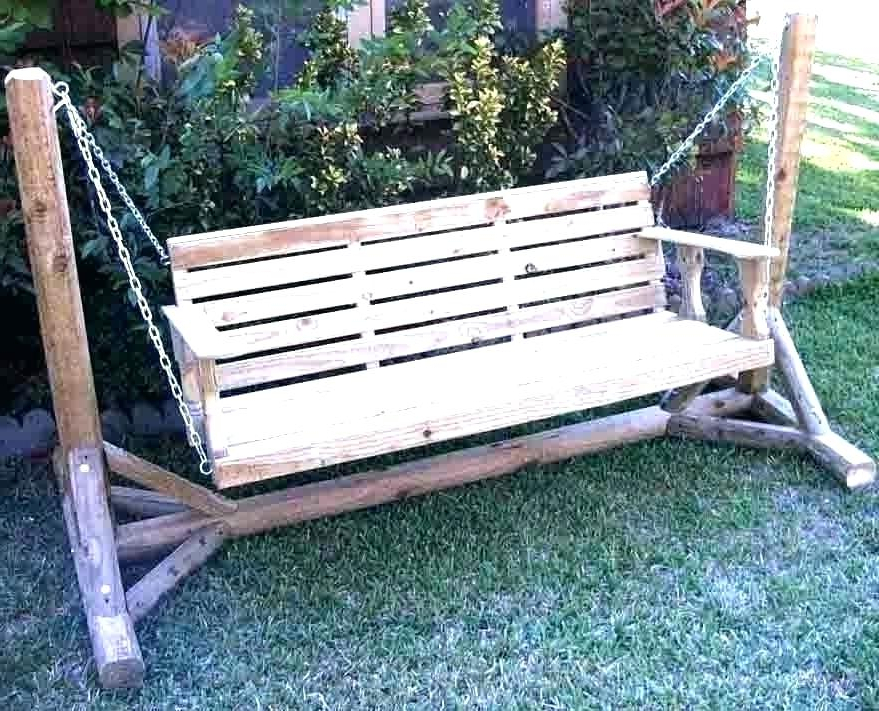 Well Known Wooden Patio Swing Plans – Damiyule (View 9 of 20)