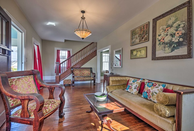 Well Liked Bristol Porch Swings Intended For New! Historic Home 8 Mi To Bristol Motor Speedway Updated (View 18 of 20)