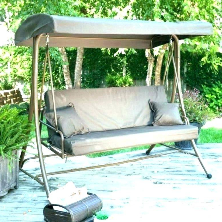 Well Liked Patio Gazebo Porch Swings With Patio Gazebo Porch Swing Canopy Outdoor Bench Plans Set (View 6 of 20)