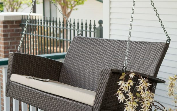 Wicker Glider Outdoor Porch Swings With Stand With Regard To 2019 Appealing Outdoor Patio Swing Chair Colors Black Hammock (View 7 of 20)