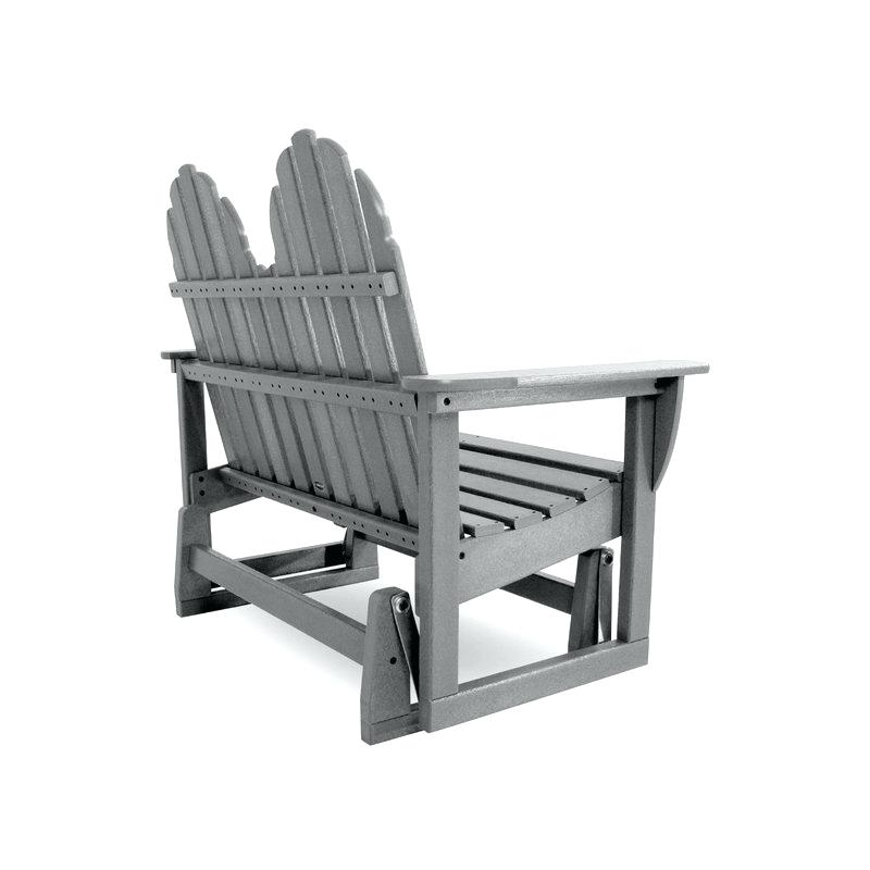 Widely Used Adirondack Glider Chairs – Fbfortunes Throughout Classic Adirondack Glider Benches (View 9 of 20)
