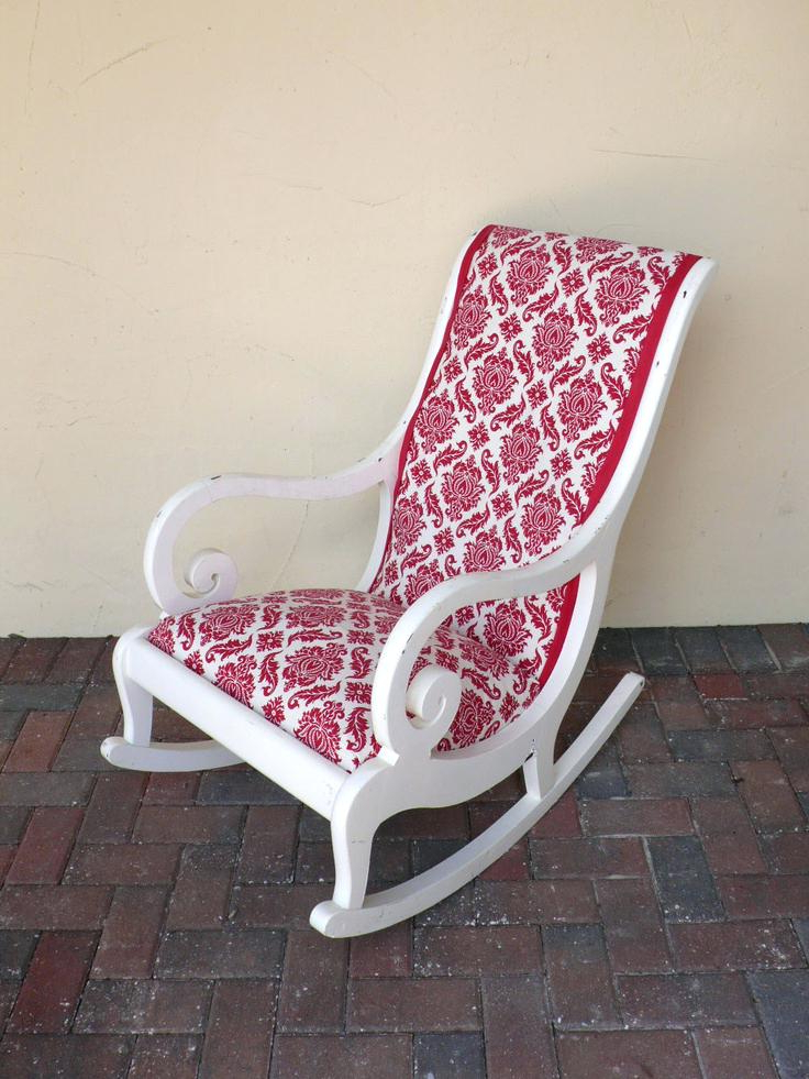 Widely Used Indoor/outdoor Double Glider Benches With Regard To Shabby Chic Wood Outdoor Patio White Rocker Double Glider (View 8 of 20)