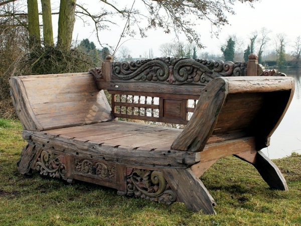 Widely Used Wood Garden Benches For Classic Garden Bench Wooden Garden And The Tendency Of The (View 15 of 20)