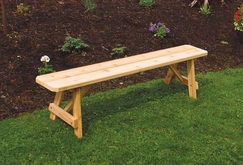 Wood Garden Benches With Most Recent Wooden Garden Bench, लकड़ी का बेंच – Wicker Hub (View 19 of 20)