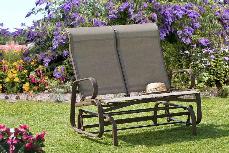 Wowcher Regarding Twin Seat Glider Benches (View 13 of 20)