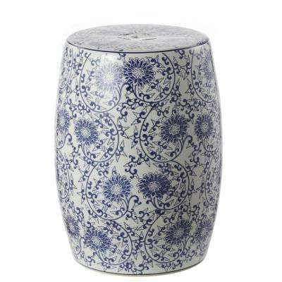 13 In – Jonathan Y – The Home Depot Inside Best And Newest Swanson Ceramic Garden Stools (View 20 of 20)