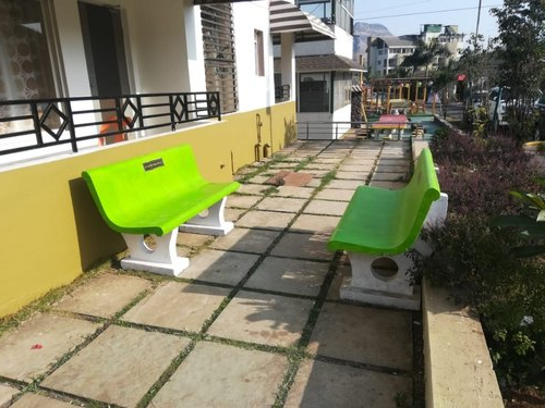 2019 Garden Bench With Ishan Steel Park Benches (View 17 of 20)