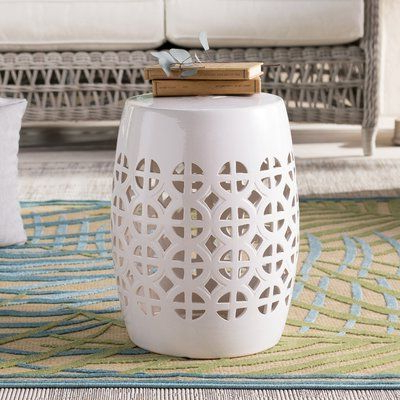 2019 Keswick Ceramic Garden Stools With Mistana Keswick Garden Stool (View 11 of 20)