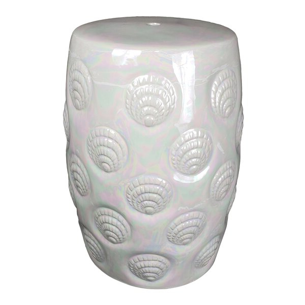2020 Arista Ceramic Garden Stools For Wood Shell Garden Stool (View 8 of 20)