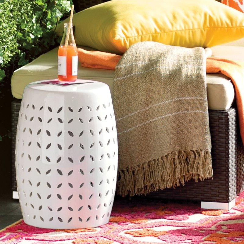 2020 Feliciana Ceramic Garden Stool With Feliciana Ceramic Garden Stools (View 5 of 20)