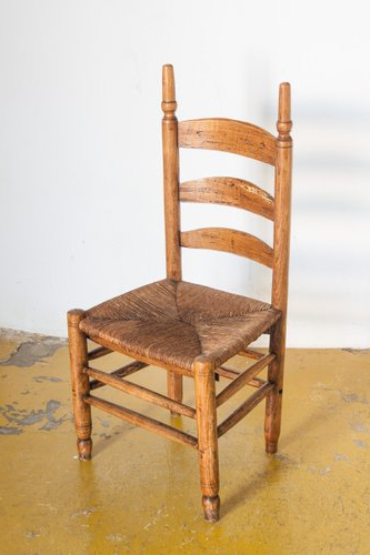 2020 French Oak Side Chairs, 1920s, Set Of 2 Regarding Oakside Ceramic Garden Stools (View 20 of 20)