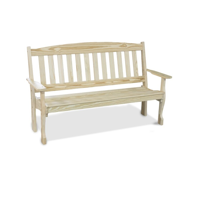 2020 Harpersfield Wooden Garden Benches For Wooden Garden Bench (View 13 of 20)