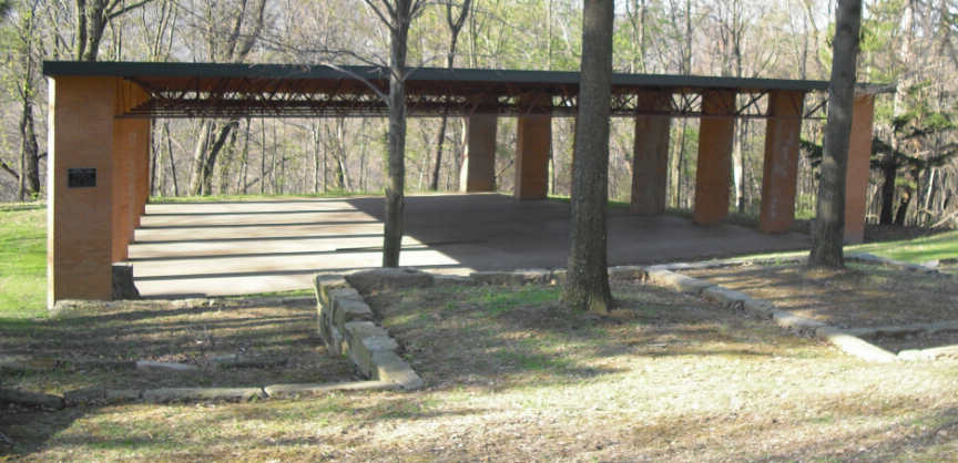 2020 Heslin Steel Park Benches Throughout Laurel Hollow Park: The Stone Benches — Newell, West (View 14 of 20)