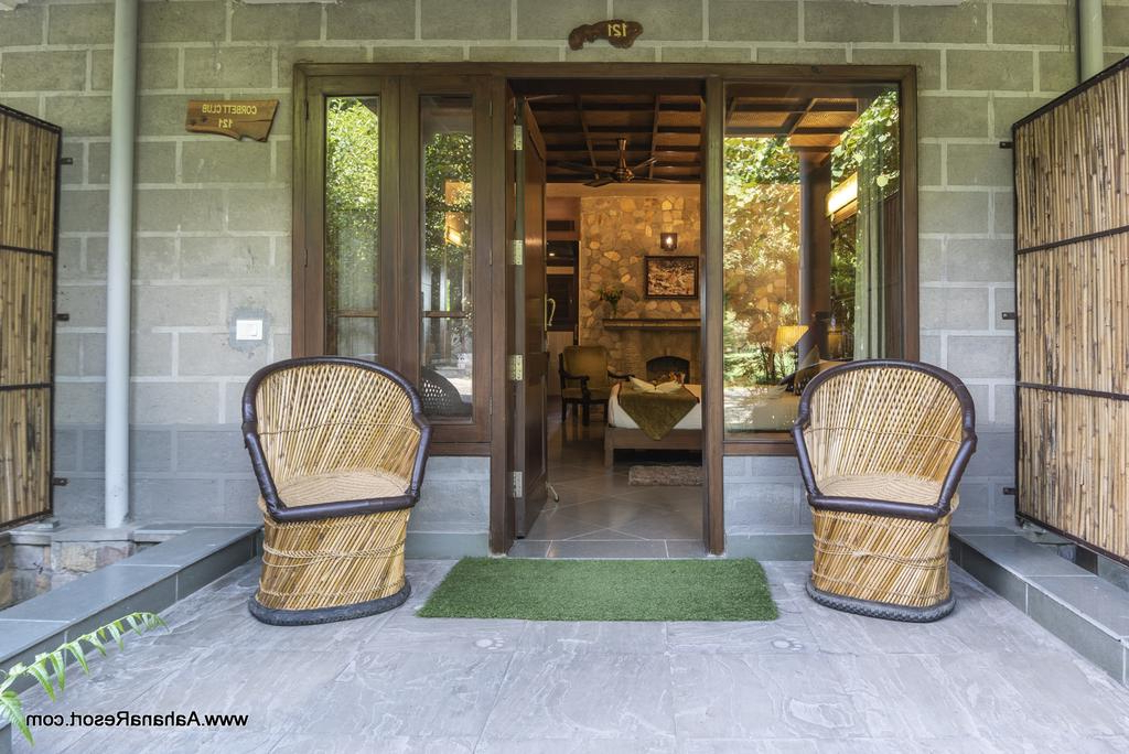 Ahana Wooden Garden Benches Intended For Well Known Aahana Corbett Wilderness, Holiday Residences Ramnagar (View 18 of 20)