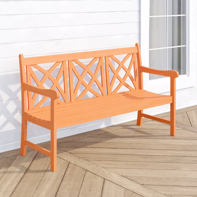 Avoca Wood Garden Bench Intended For Newest Avoca Wood Garden Benches (View 4 of 20)