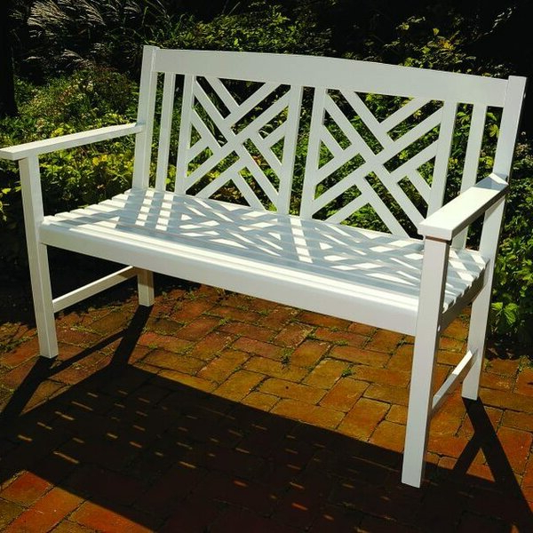 Best And Newest Alfon Wood Garden Benches Intended For Katia Wooden Garden Bench (View 17 of 20)