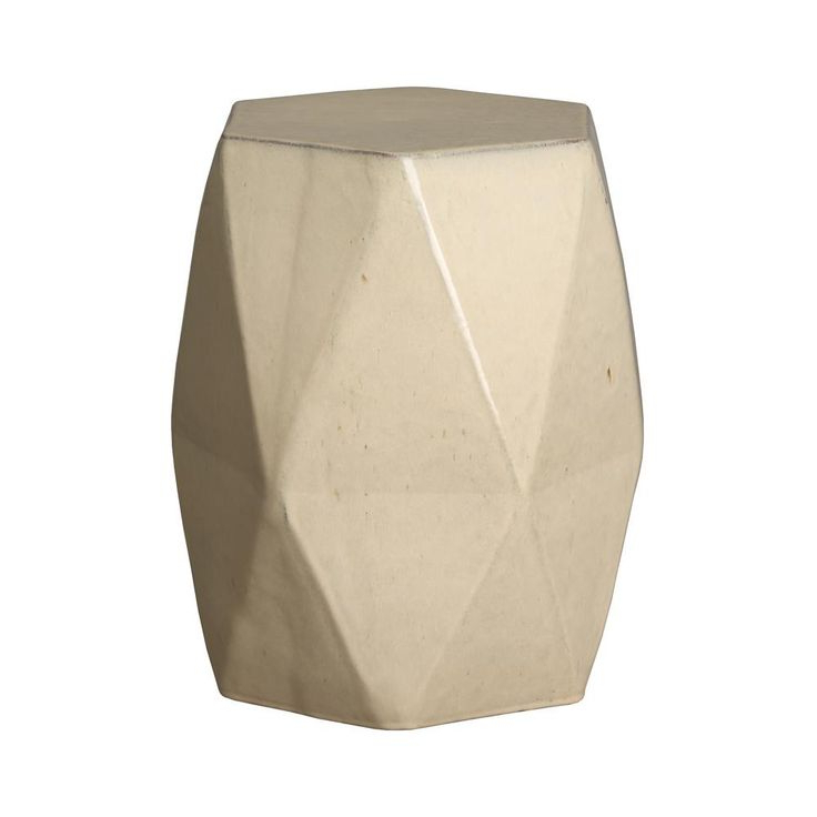 Brode Ceramic Garden Stools Intended For Preferred Octagon Matrix Garden Stool Table15 X 15 X 18 H (View 9 of 20)
