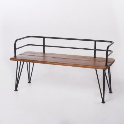 Cast Iron Frame – Outdoor Benches – Patio Chairs – The Home For Recent Alvah Slatted Cast Iron And Tubular Steel Garden Benches (View 18 of 20)
