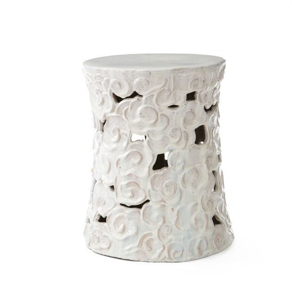 Ceramic Cumulus Stool (View 18 of 20)