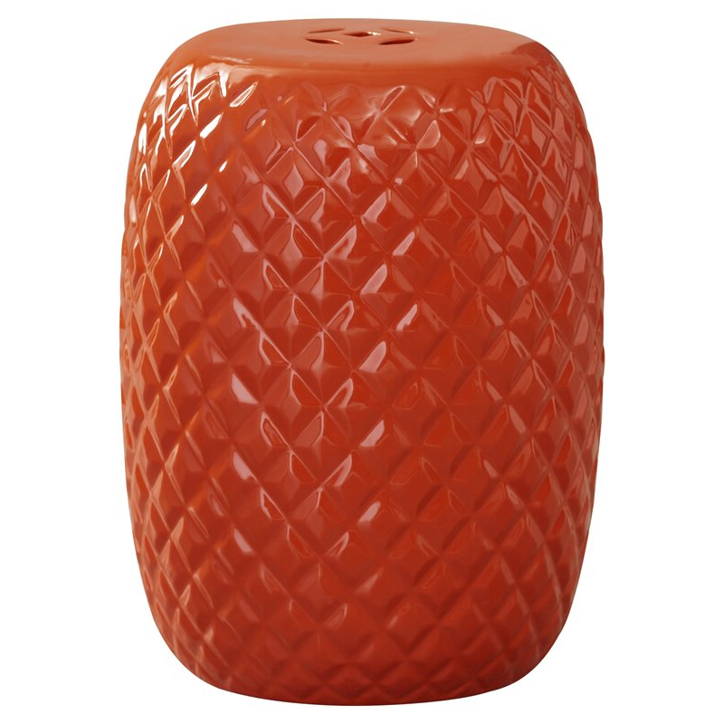 Ceramic Garden Stool Throughout Fashionable Renee Porcelain Garden Stools (View 9 of 20)
