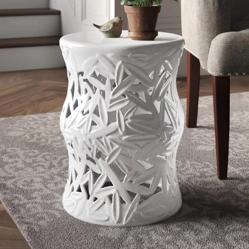 Ceramic Garden Stools With Swanson Ceramic Garden Stools (View 2 of 20)
