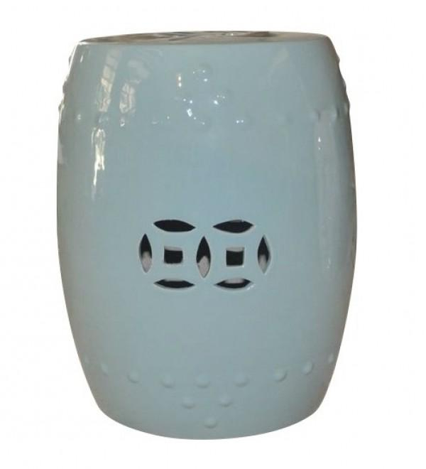 Ceramic Stool – Blue Within Favorite Oakside Ceramic Garden Stools (View 19 of 20)