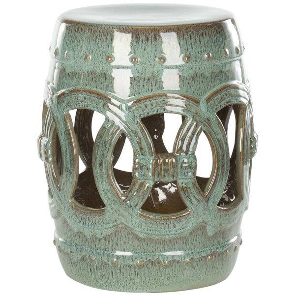 Ceramic Stool, Ceramic Intended For Holbrook Ceramic Garden Stools (View 8 of 20)