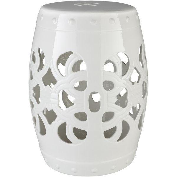 Ceramic Stool, Garden Stool, Art Of Knot (View 3 of 20)