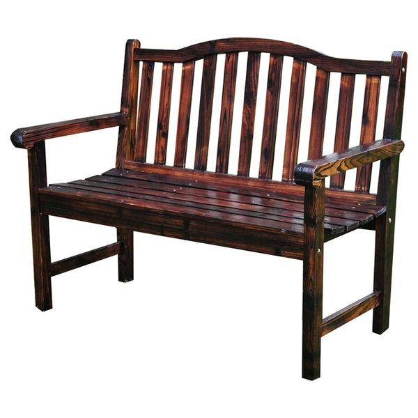 Coleen Outdoor Teak Garden Benches Inside Trendy Wood Benches (View 16 of 20)