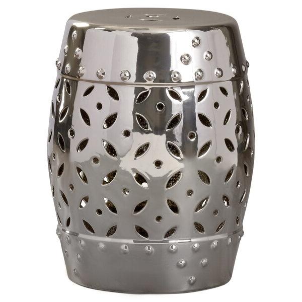 Dunsmore Ceramic Garden Stool Pertaining To Fashionable Canarsie Ceramic Garden Stools (View 13 of 20)