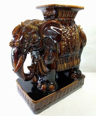 Ebay Pertaining To Kelston Ceramic Garden Stools (View 19 of 20)