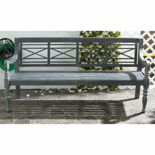 Elsner Acacia Garden Benches In Favorite Putnam Wooden Garden Bench (View 12 of 20)