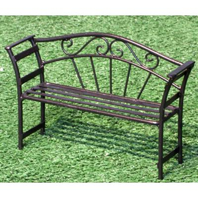 Evergreen Enterprises, Inc Flamingo Metal Garden Bench With Regard To Most Recently Released Flamingo Metal Garden Benches (View 9 of 20)