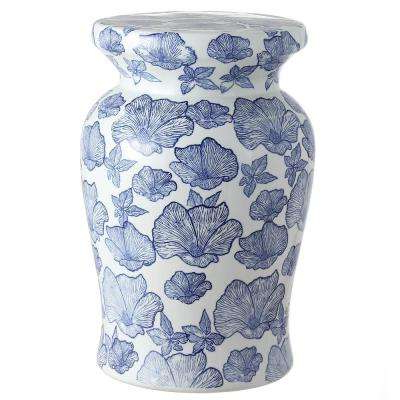 Famous Williar Cherry Blossom Ceramic Garden Stools Inside Jonathan Y – 12 – 18 – The Home Depot (View 20 of 20)