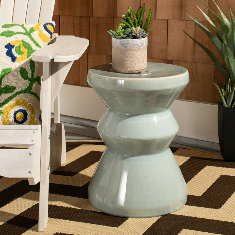 Featured Photo of Oakside Ceramic Garden Stools