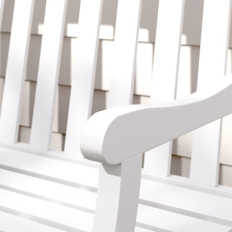Fashionable Shelbie Wooden Garden Bench For Shelbie Wooden Garden Benches (View 11 of 20)