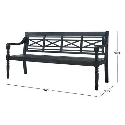 Favorite Guyapi Garden Benches With Putnam Garden Bench (View 19 of 20)